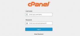 Primeros pasos con cPanel